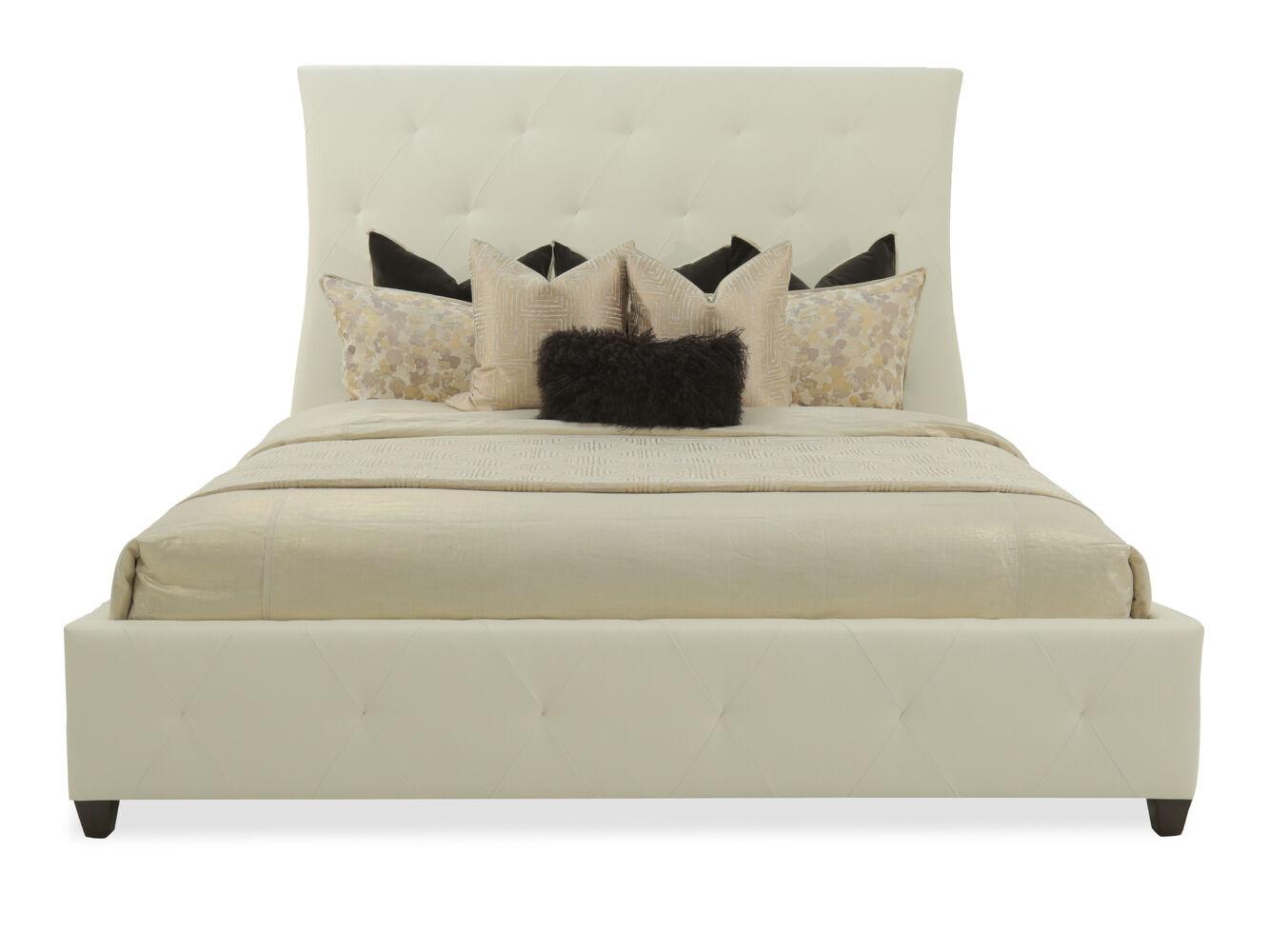 Bernhardt Jet Set Leather Bed