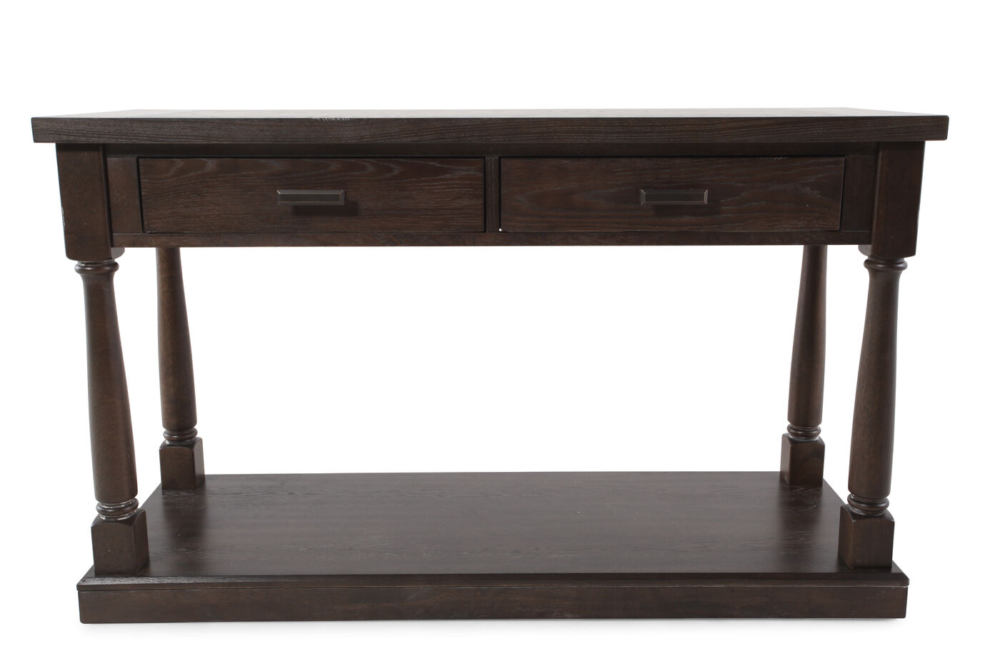 Winners Only Xcalibur Sofa Table Mathis Brothers Furniture