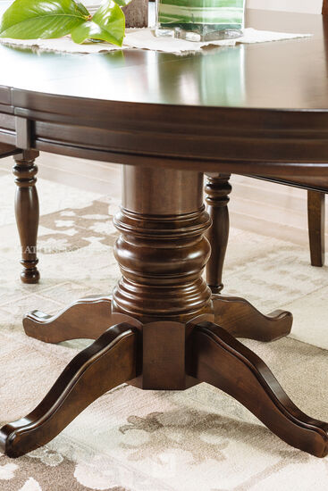 Ashley Porter Round Table Mathis Brothers Furniture
