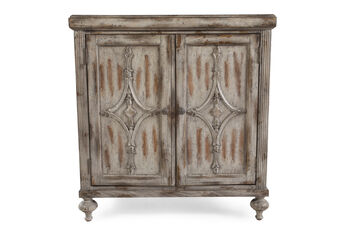 Hooker Two-Door Chatelet Hall Console