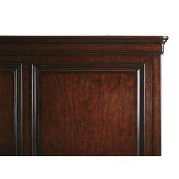 Stanley Louis Philippe Orleans California King Panel Bed
