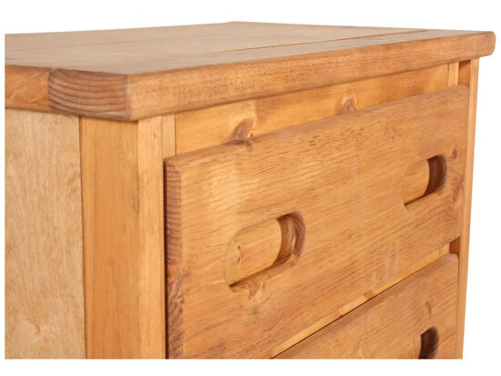 Trendwood Palomino Cinnamon Four Drawer Chest