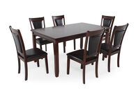 MB Home High Harvest Seven-Piece Dining Set