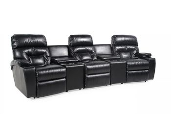 La-Z-Boy Spectator Five-Piece Sectional
