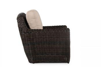 Agio Hudson Woven Lounge Chair