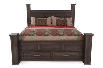 Ashley Juararo Storage Bed
