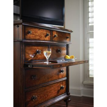 Stanley British Colonial Caribe Media Chest