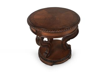 Legacy Pemberleigh Round End Table