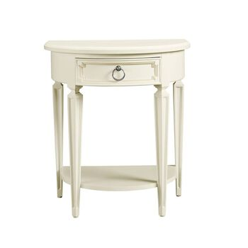 Stone & Leigh Clementine Court Frosting Bedside Table