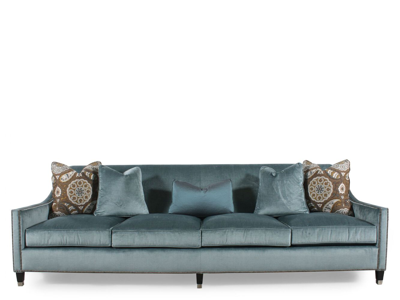 Bernhardt interiors palisades sofa mathis brothers furniture for Bernhardt furniture