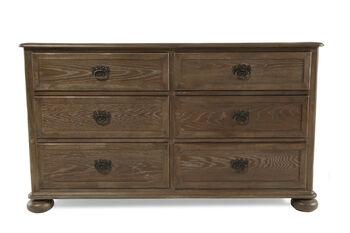 Bernhardt Belgian Oak French Truffle Dresser