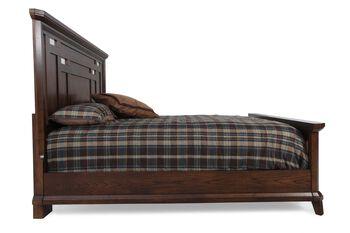 Broyhill Estes Park King Panel Bed