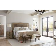 Stanley Villa Couture Alessandra Upholstered King Bed