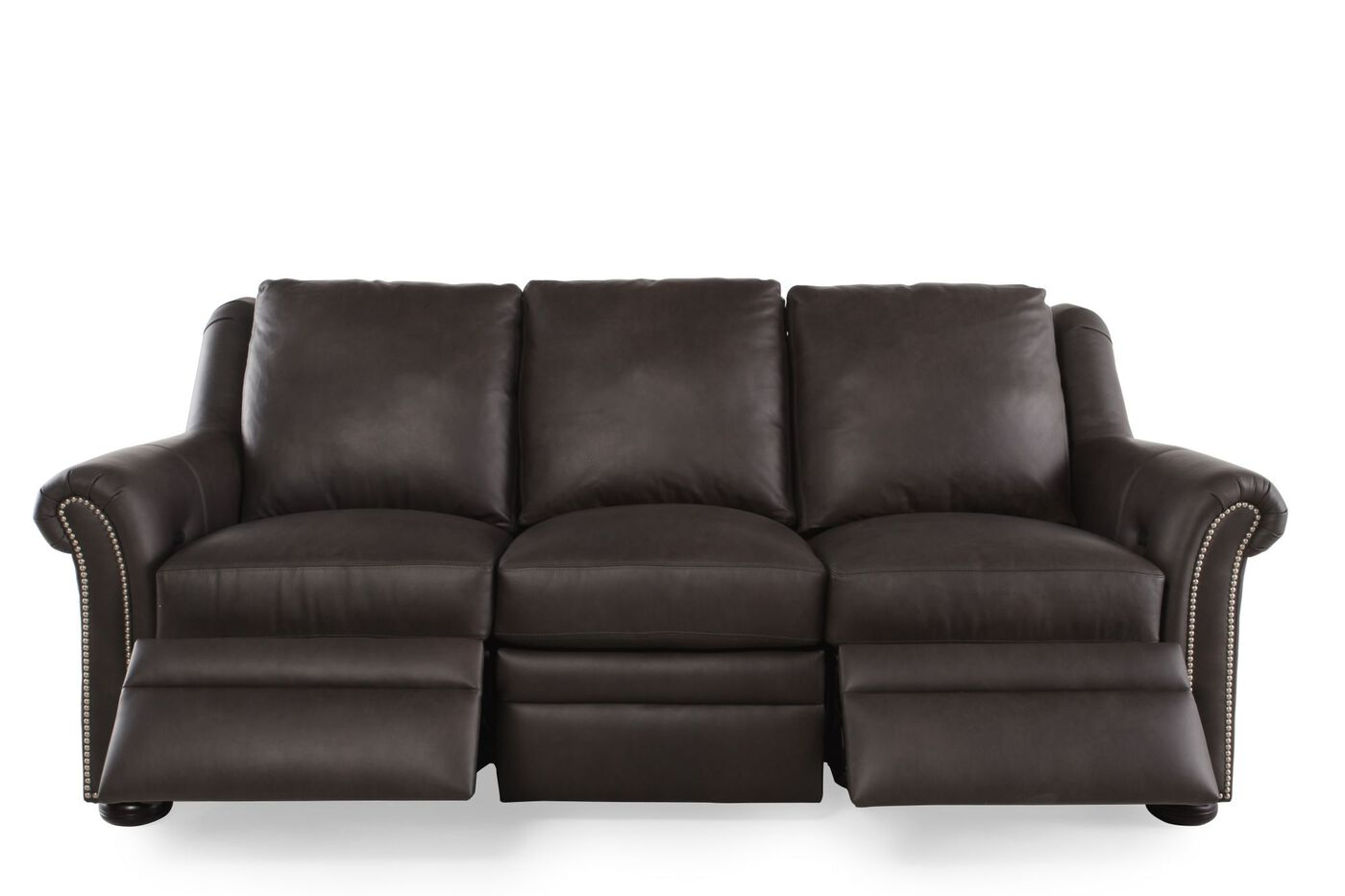 Bradington Young Luxury Motion Newman Reclining Sofa