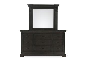Pulaski Caldwell Dresser And Mirror