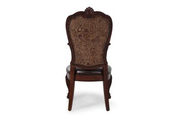A.R.T. Furniture Old World Leather Side Chair
