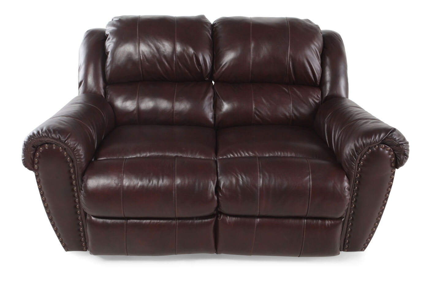 Lane Summerlin Power Reclining Loveseat Mathis Brothers Furniture