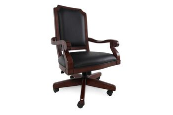 Winners Only Willow Creek Cherry Office Chair