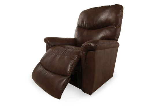La Z Boy James Sable Recliner Mathis Brothers Furniture