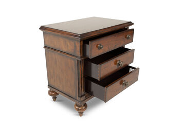 Stanley British Colonial Nightstand