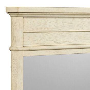 Stone & Leigh Driftwood Park Vanilla Oak Mirror