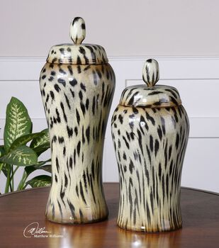 Uttermost Malawi Containers Set/2
