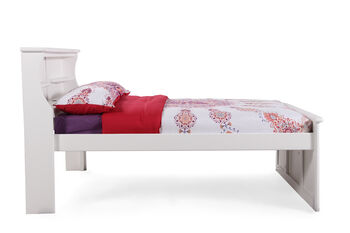 Trendwood Laguna Twin Captain's Bed