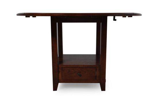 Winners Only Zahara Drop Leaf Tall Table Mathis Brothers  : WIN DZH54260 from www.mathisbrothers.com size 550 x 367 jpeg 9kB