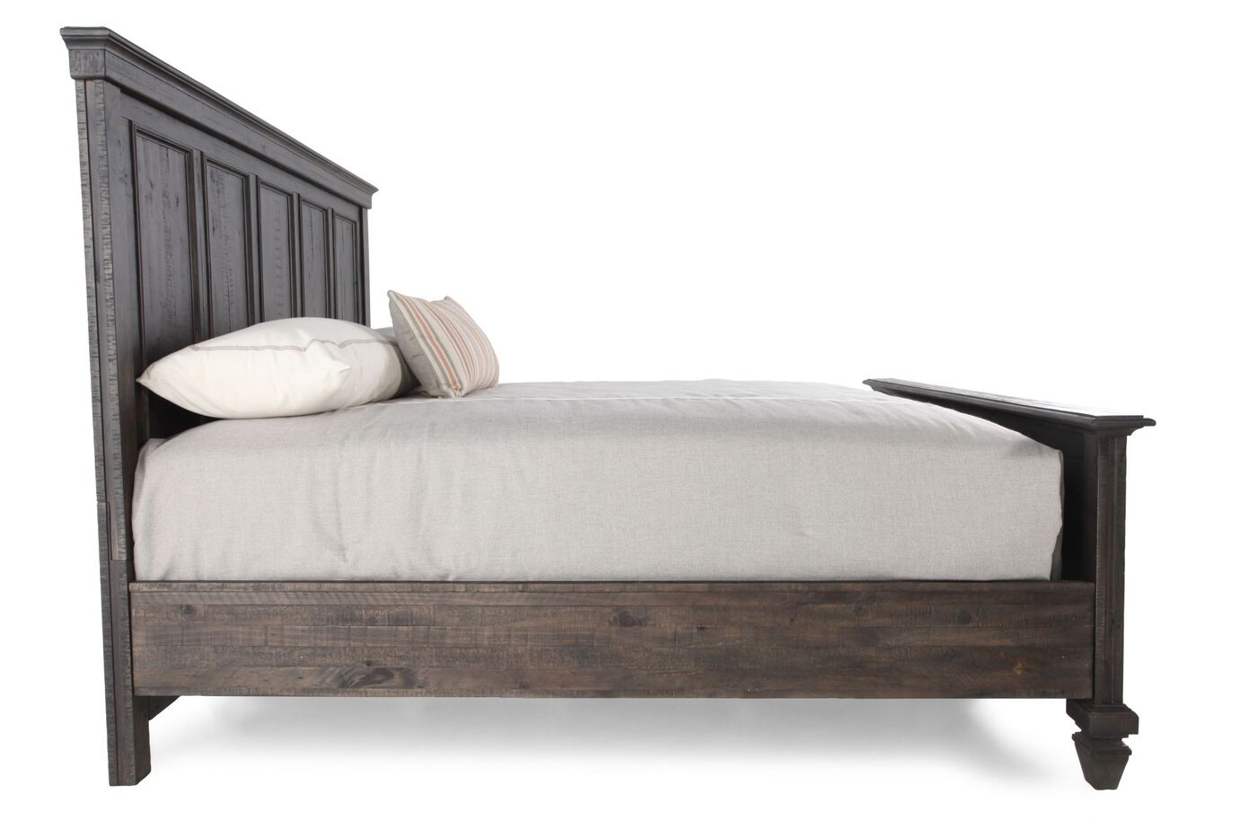 Magnussen Home Calistoga Panel Bed Mathis Brothers Furniture