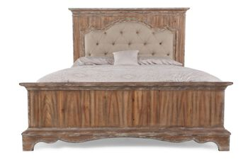 Hooker Chatelet Upholstered Mantle Panel Bed