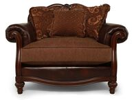 Ashley Clairemore Antique Chair and a Half