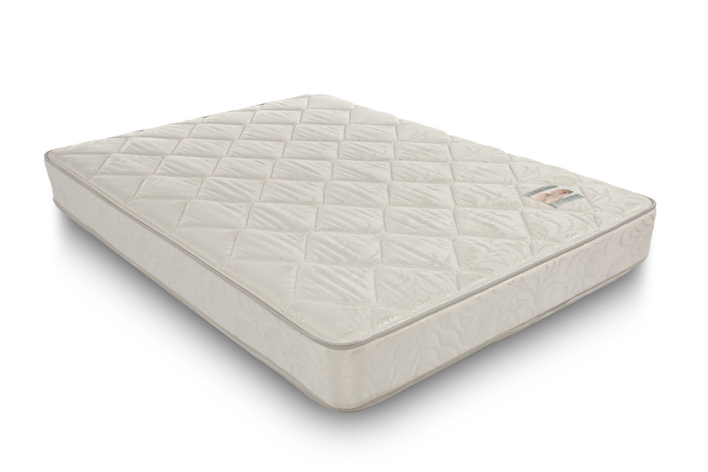 Lady americana comfort rest onyx mattress mathis for Mattress furniture
