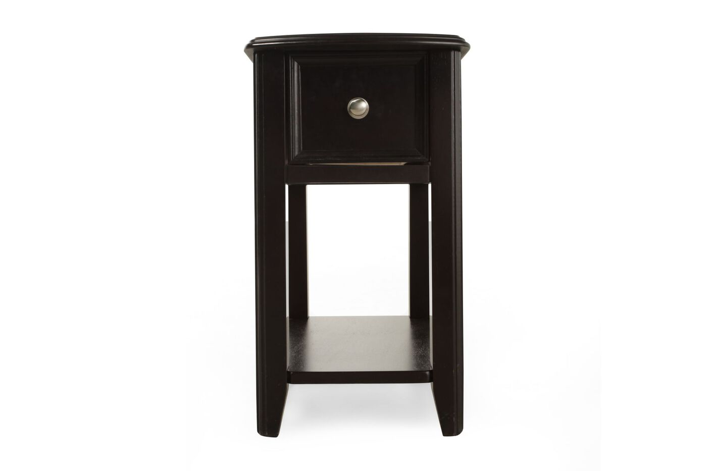 Ashley Carlyle Chairside Accent End Table Mathis Brothers Furniture
