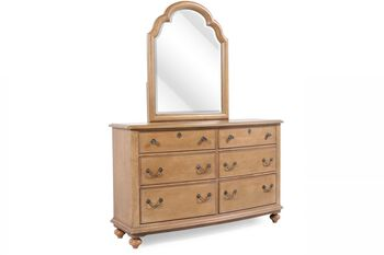 Legacy Bellissimo Dresser and Mirror
