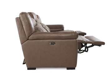 Boulevard Leather Power Reclining Sofa