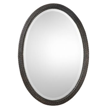 Uttermost Sabana Oval Mirror