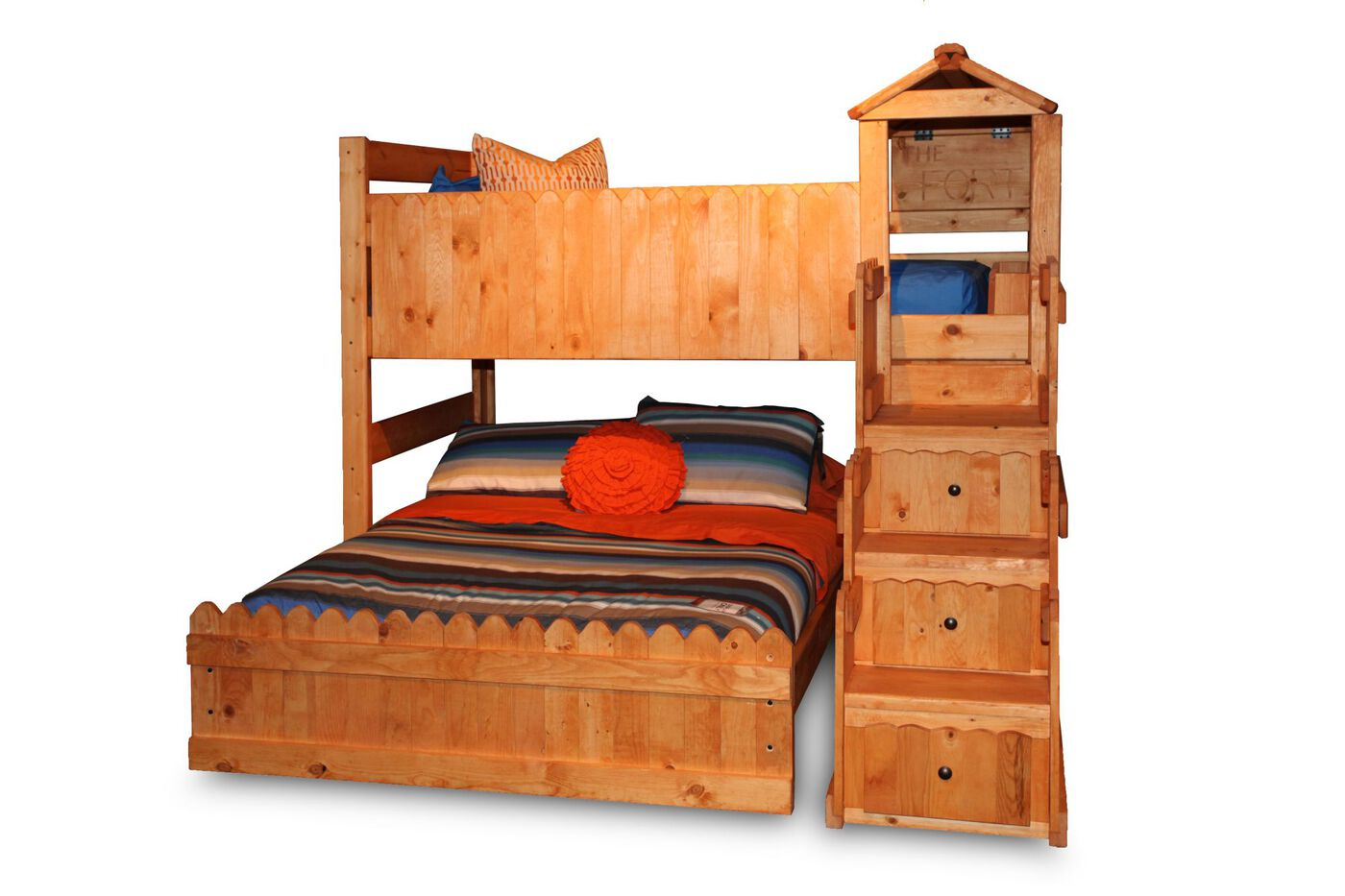 Trendwood Children S Loft Bed Mathis Brothers Furniture