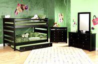 Trendwood Laguna Trundle Bed with Mattress