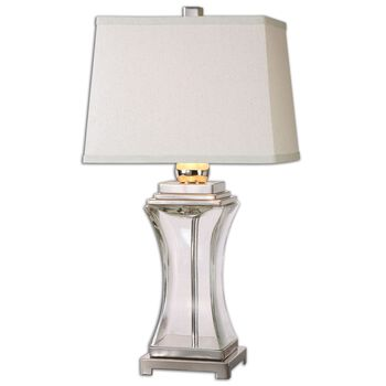 Uttermost Fulco Glass Table Lamp