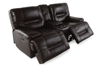 Prime Resources Overland Power Loveseat with Console