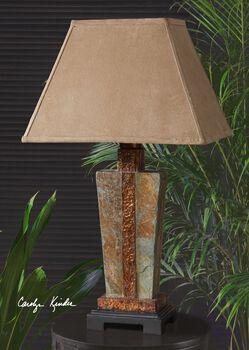 Uttermost Slate Accent Lamp
