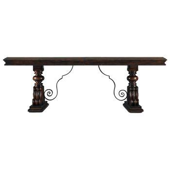 Stanley Costa Del Sol Cordova Palazzo Principale Marquetry Table