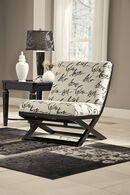 Ashley Levon Charcoal Showood Accent Chair