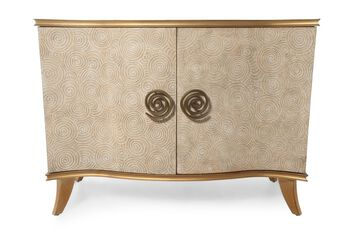 Hooker Golden Swirl Chest