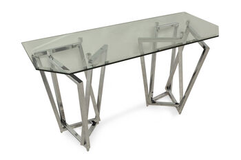 Magnussen Home Furnishings Lenox Square Sofa Table