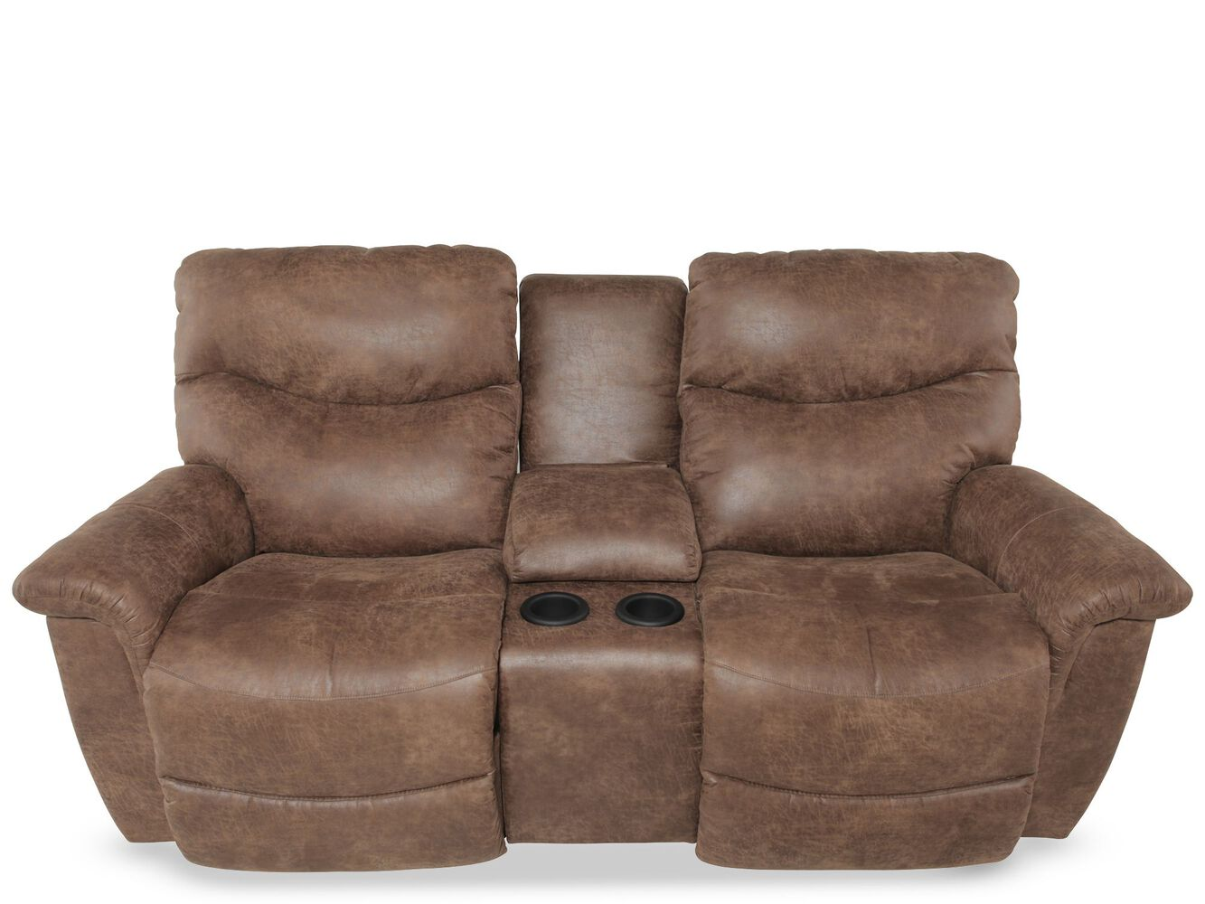 Double Recliner La Z Boy Mathis Brothers