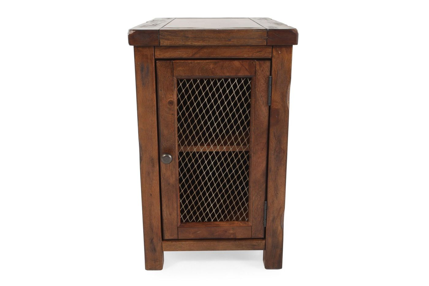 Ashley Tamonie Chairside Table Mathis Brothers Furniture