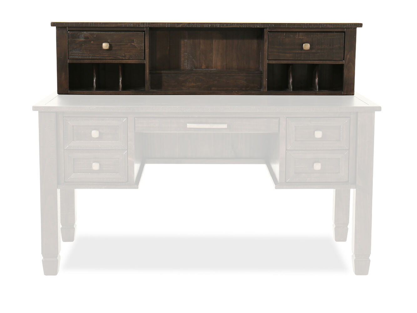 ashley townser home office desk hutch mathis brothers furniture