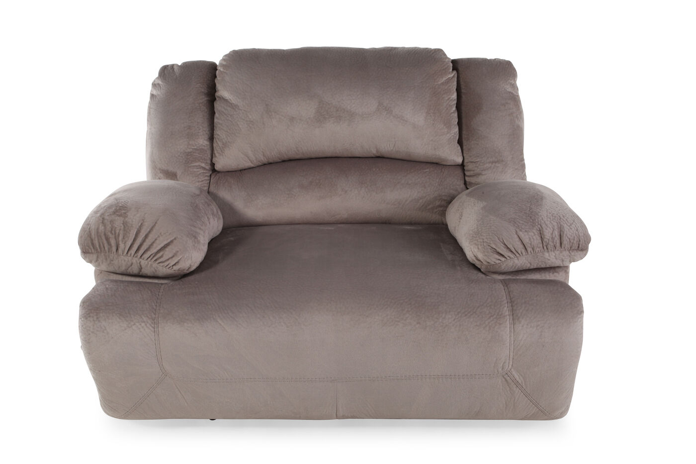 Ashley Toletta Granite Power Recliner Mathis Brothers Furniture