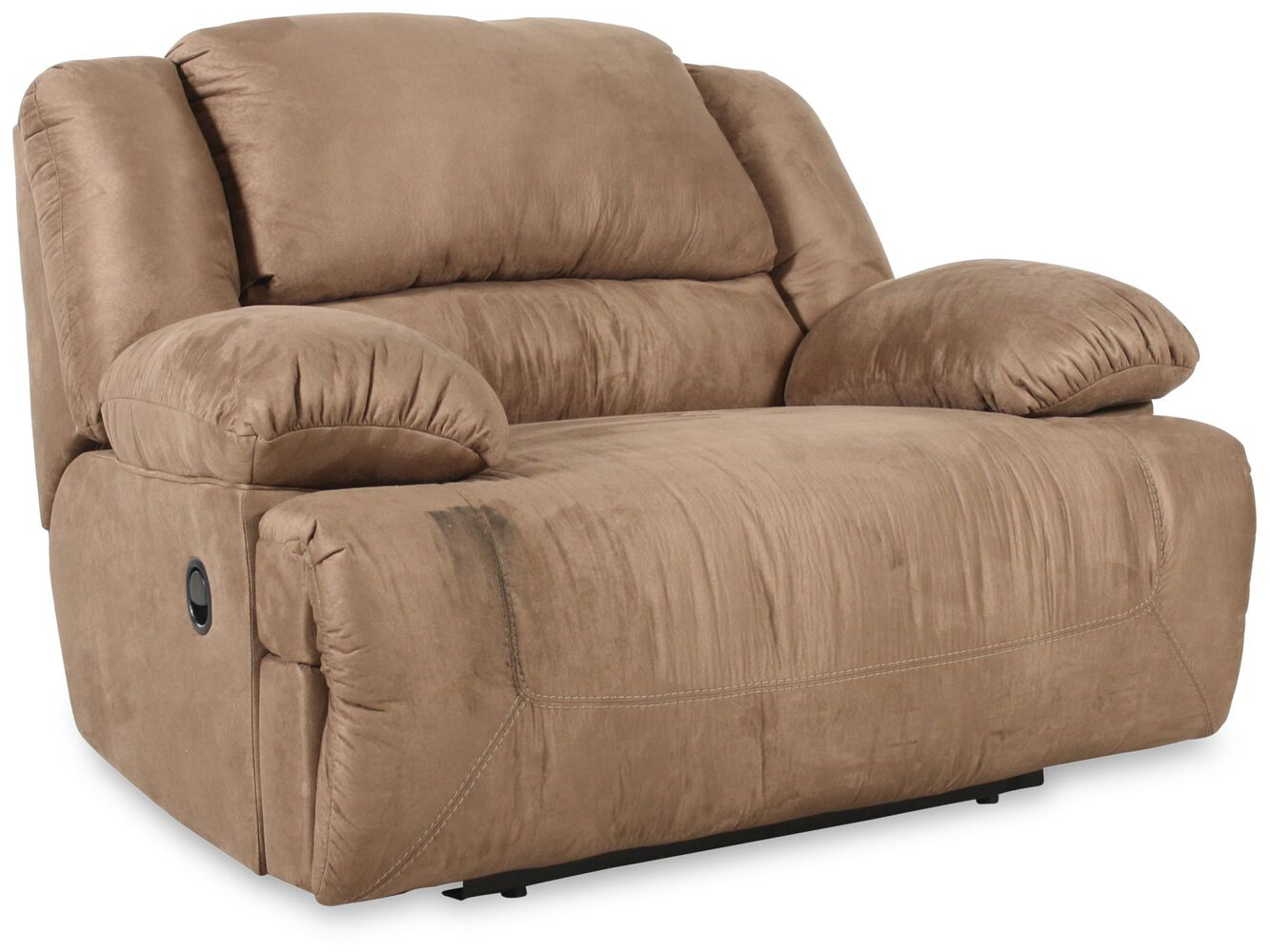 Oversized Recliner Mathis Brothers